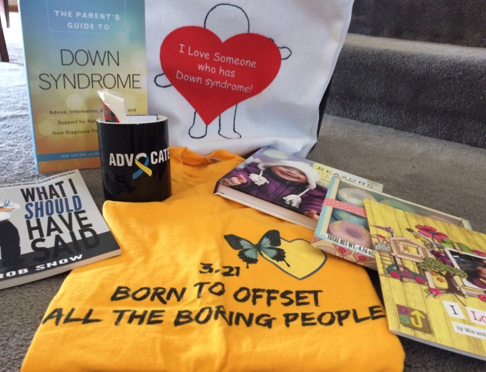 #WDSD16 The Parent's Guide to Down Syndrome Book Tour & Giveaway