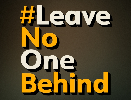 So Close, Yet So Far Away #LeaveNoOneBehind #WDSD19