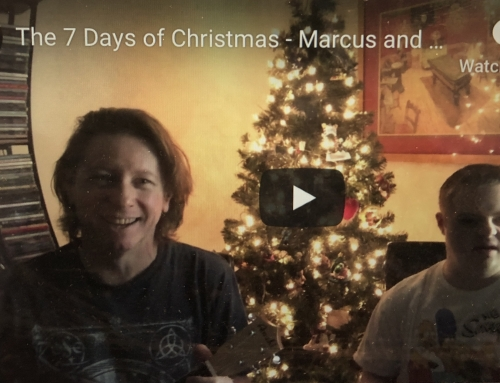 Marcus and Quinn Perform Sikora's 7 days of Christmas